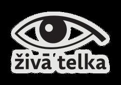 logo Živá telka