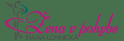 Žena v pohybe logo