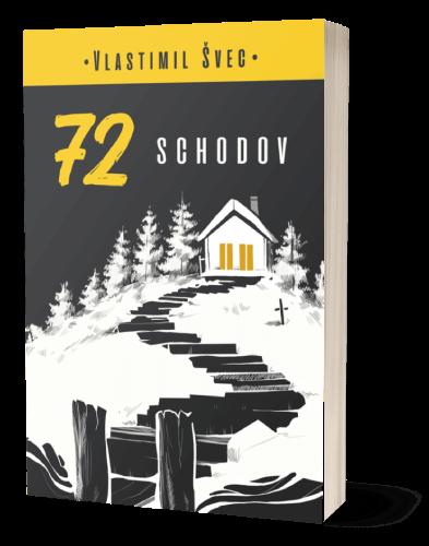 Kniha 72 schodov